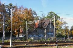Leszczyny train station