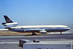 B152 MD11 Mandarin Airlines SFO 12-08-95
