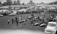Oulton Park racing circuit, 1966