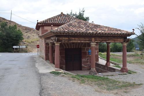 Ermita de Santa María Magdalena (Tramacastilla)