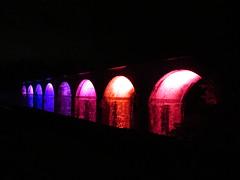 Chirk light show