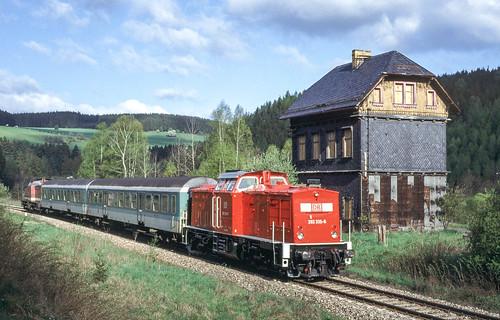 367.32, Lobenstein (Thür) Süd, 4 mei 1998