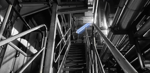 Stairway to ligth