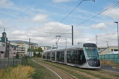 Alstom Citadis X 05 n°1022  -  Caen, TWISTO - Photo of Saint-Aignan-de-Cramesnil