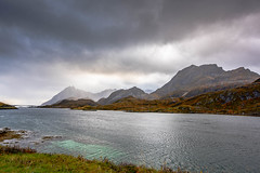 Lofoten Islands - Autumn and Fog