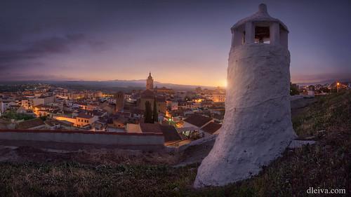 Panorámica de Guadix, Granada