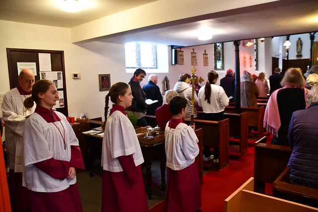 Mission Sunday in Aston Le Walls