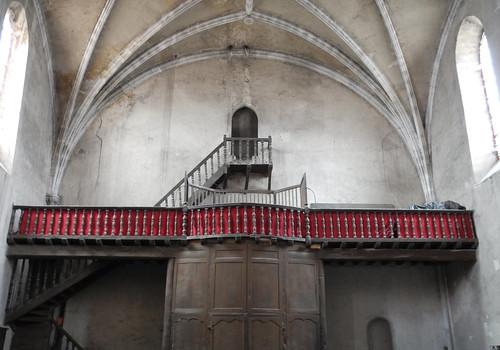 Labastide d'Armagnac, Landes (France, Frankreich, Франция): Eglise Notre Dame de l'Assomption (XIVe siècle)