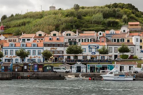 Peters cafe sport, Horta, Faial island
