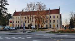 Maison de Charité de Bourg-en-Bresse, Aujourd'hui, Université Jean Moulin-Lyon III.