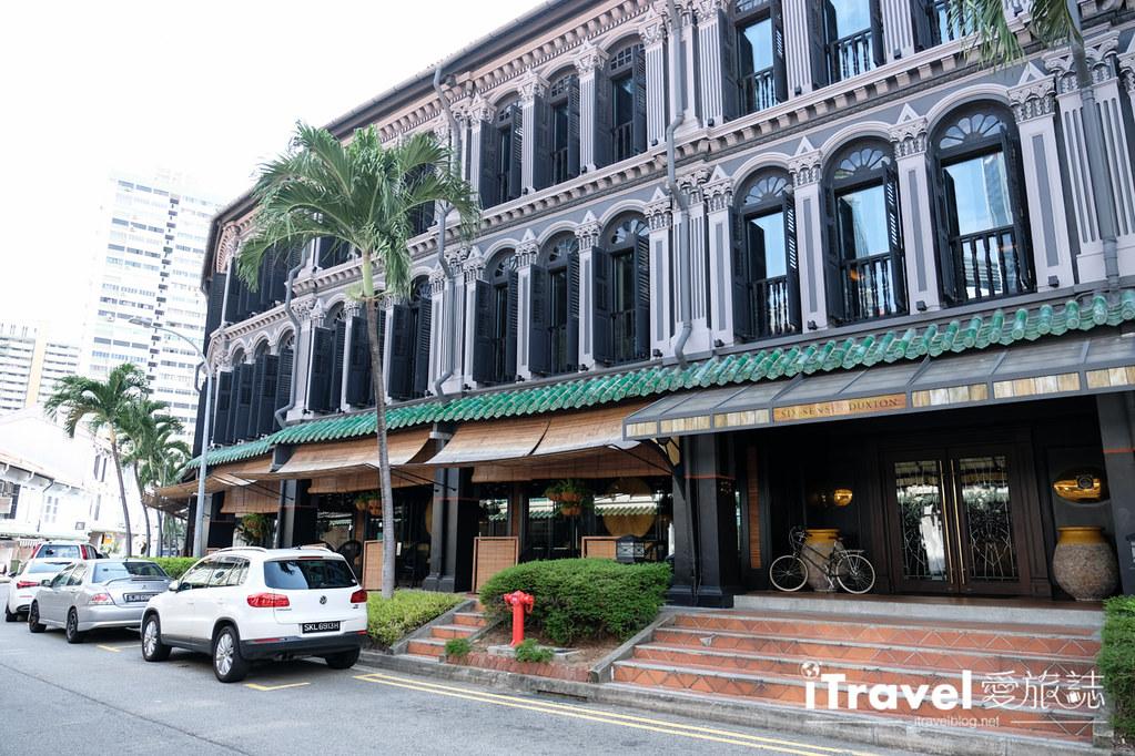 新加坡达士敦六善饭店 Six Senses Duxton (3)