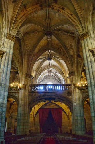 Interior da Sé de Viseu