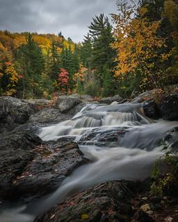 Hopes Falls Dead River