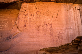 Disappearing Pictographs
