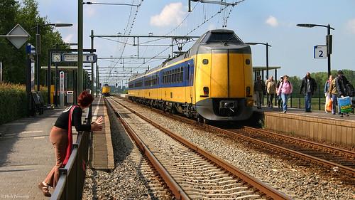 Groningen: Haren train station