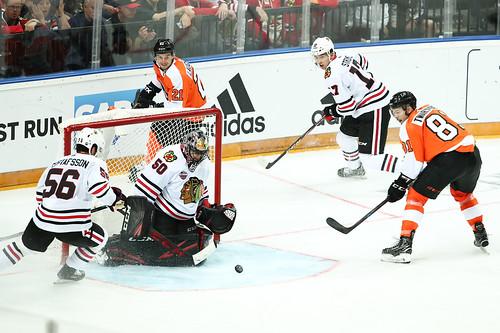 NHL, Philadelphia Flyers, Chicago Blackhawks