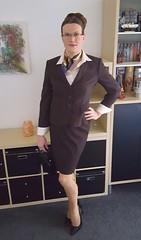 Properly dressed...