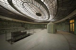 'The Oval Showroom'