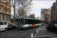Irisbus Citélis Line – RATP (Régie Autonome des Transports Parisiens) / STIF (Syndicat des Transports d'Île-de-France) n°3089