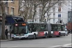 Man Lion's City G – RATP (Régie Autonome des Transports Parisiens) / STIF (Syndicat des Transports d'Île-de-France) n°4735