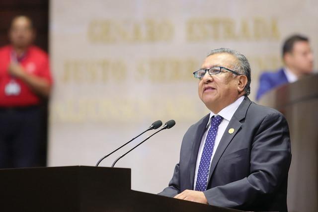 17/10/2019 Tribuna Dip. Benjamin Saul Huerta Corona