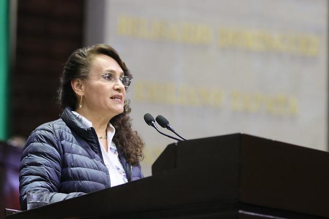 17/10/2019 Tribuna Dip. Dolores Padierna Luna
