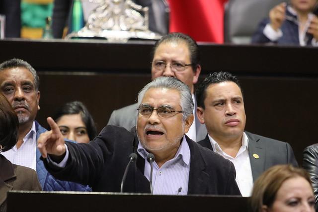 17/10/2019 Tribuna Marco Antonio Medina Pérez