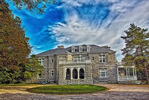 Brockville Ontario -  Canada  - Fulton Place - Heritage Trust