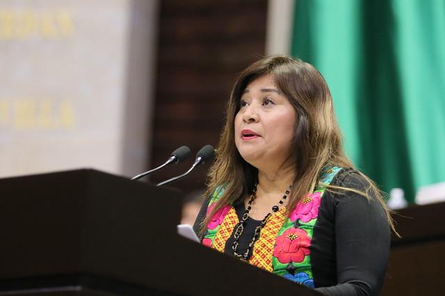 17/10/2019 Tribuna Dip. Rosalinda Domínguez Flores