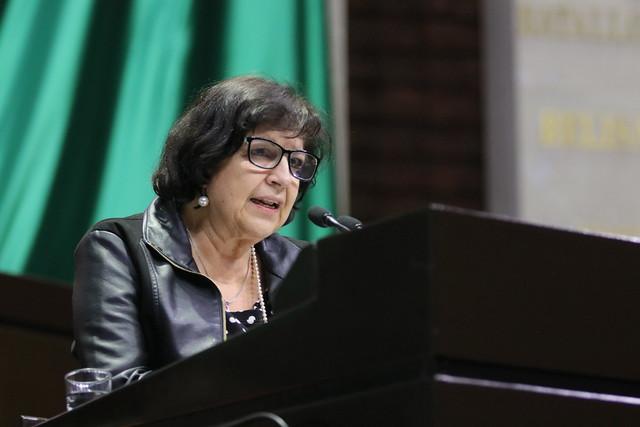 17/10/2019 Tribuna Dip. María Teresa Rebeca Rosa Mora Ríos