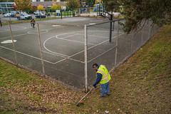 Van Asselt Community Center Maintenance