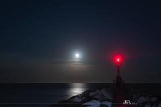 Il faro e la luna.