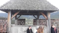 Wangenbourg_Edicule_sur_donjon - Photo of Lochwiller