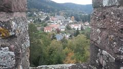 Wangenbourg_Vue_depuis_donjon_3 - Photo of Hengwiller