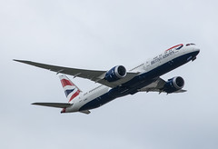 EGLL - Boeing 787-9 Dreamliner - British Airways - G-ZBKJ
