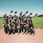 2 juin 2019 - 2SD Black Rickers vs Mons Athletics