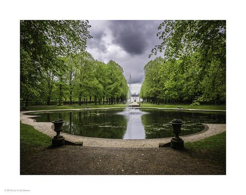 Pond at the Schoonenberg Estate