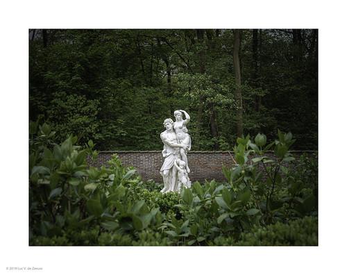 Statue at the Schoonenberg Estate