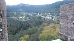 Wangenbourg_Vue_depuis_donjon_2 - Photo of Hengwiller