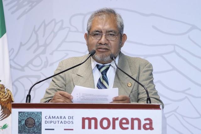 21/10/21019 Conferencia De Prensa Dip. Manuel Huerta