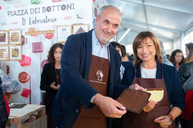 Eurochocolate 2019 Peurgia