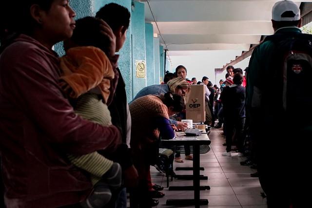 Quem são os bolivianos que votaram em São Paulo?