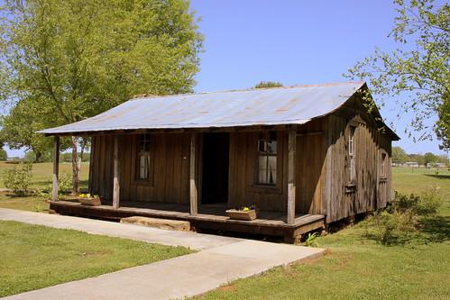 Jesse Owens Childhood Home (Replica)