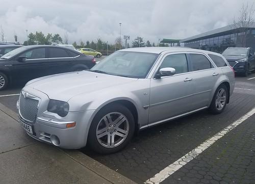 Chrysler 300C Touring in Louth, Ireland (1)