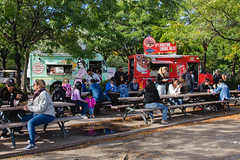 Food Truck in The Park