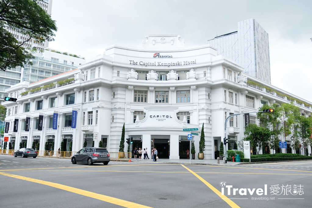 新加坡首都凯宾斯基饭店 The Capitol Kempinski Hotel Singapore (2)