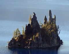 Crater Lake Oct 2019 - Phantom Ship