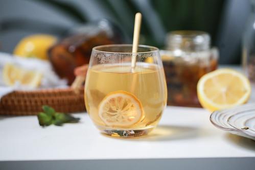 Honey Lemon Tea 2