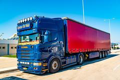 Trucks @ Patras Port