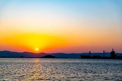 Sunrise Lavrio 21/10/2019